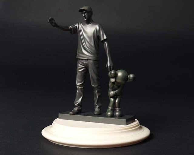 KAWS, 'Partners', 2012, Sculpture, Vinyl and plastic, Dope! Gallery