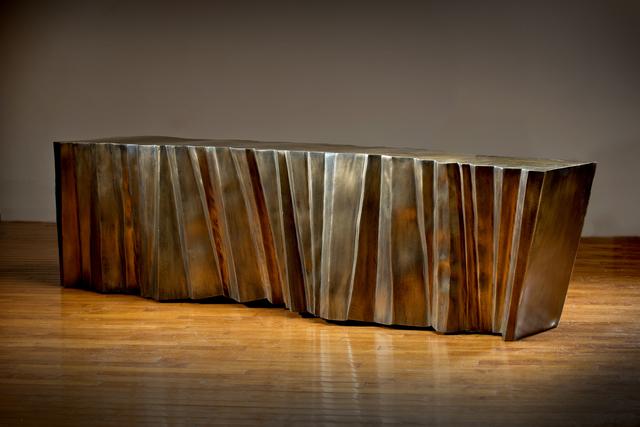 , 'Cleaving Bench,' 2014, Wexler Gallery
