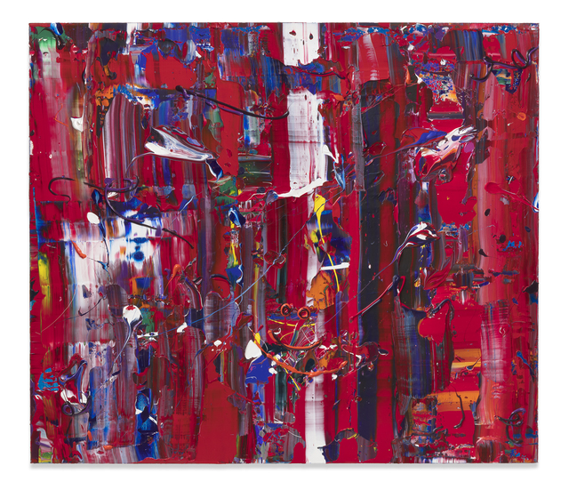 , 'Red Rocket,' 2019, Miles McEnery Gallery
