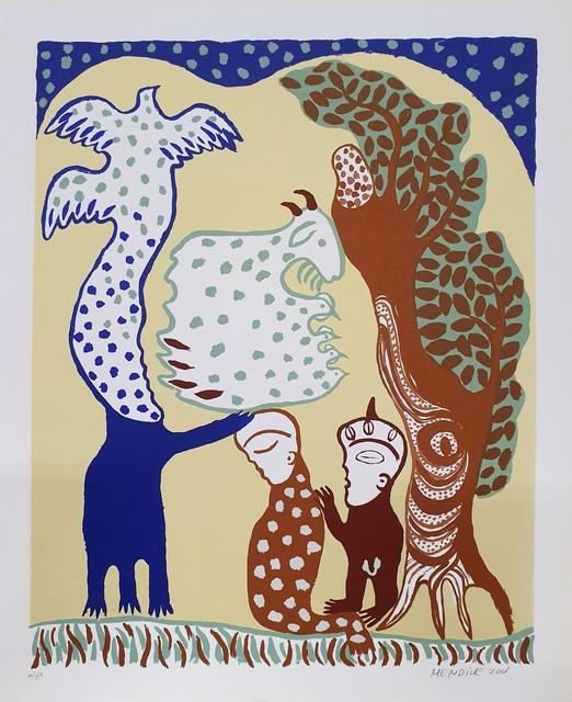 Manuel Mendive, 'Untitled', 2001, Galería Artizar