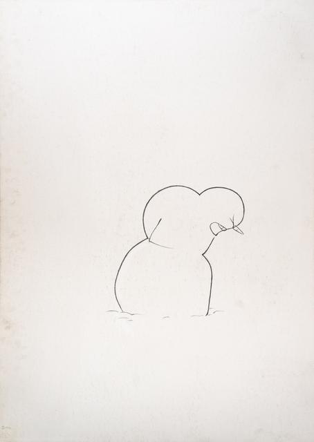 , 'Calvin,' 1993, Galeria Miguel Nabinho