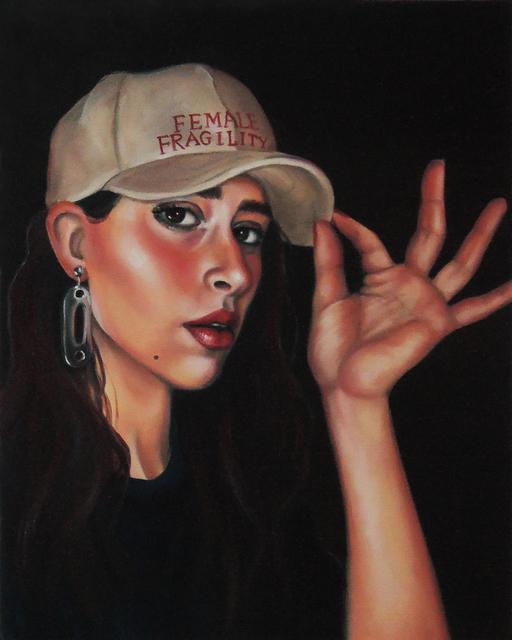 , 'Female Fragility,' 2016, Galerie Sébastien Bertrand