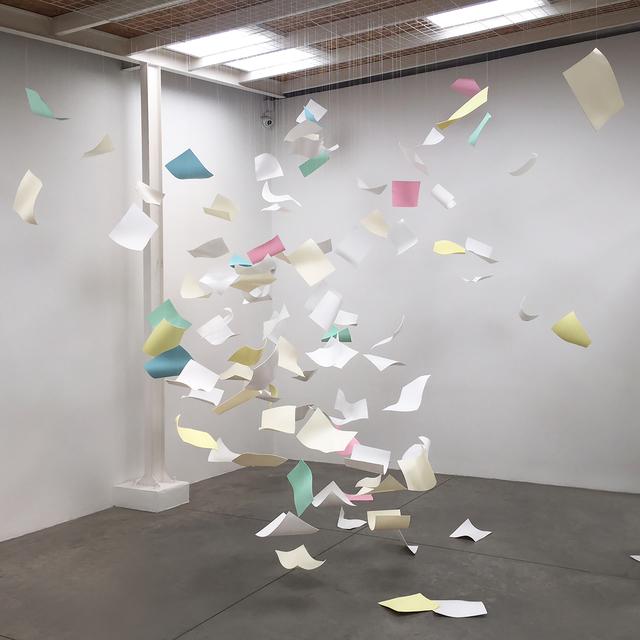 Otto Berchem, 'Mobilize', 2017, Instituto de Visión