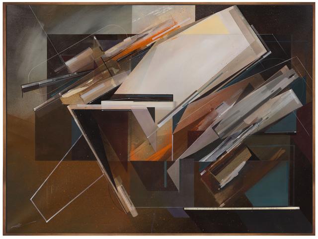 Augustine Kofie, 'Crack of Dawn', 2019, StolenSpace Gallery