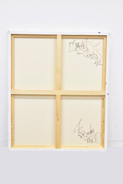 Vincent Bardou, 'URBAN PICSOU', 2020, Painting, Painting on canvas on stretcher - aerosol paint, acrylic, Design By Jaler