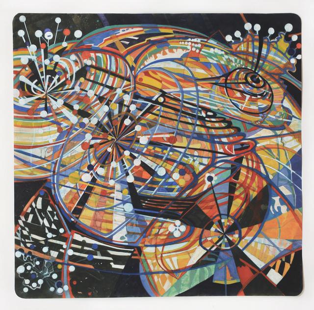 , 'Cosmic Device,' 2016, Pierogi