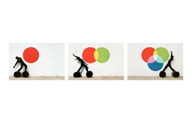 Robin Rhode, 'RGB', 2015, Joyce Varvatos