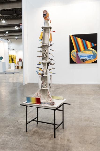 , 'The Fisherman,' 2015, Marc Foxx Gallery