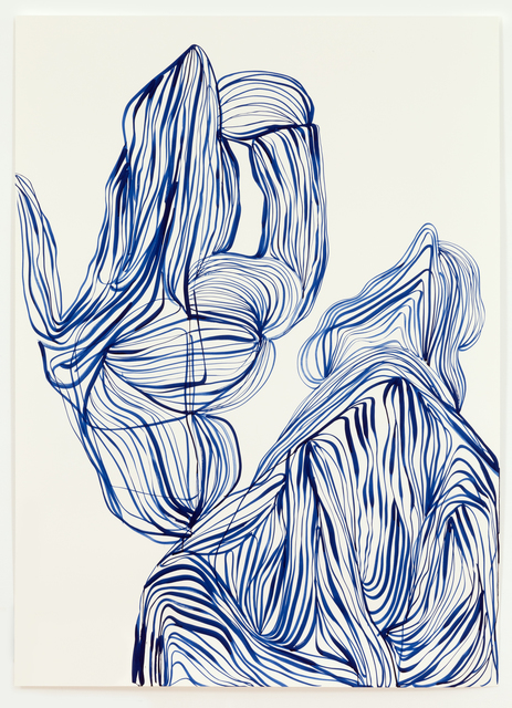 , 'Line Painting (02960),' 2015, Tanya Ling Studio