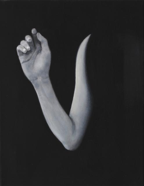Miwa Ogasawara, 'Hand', 2012, MAHO KUBOTA GALLERY