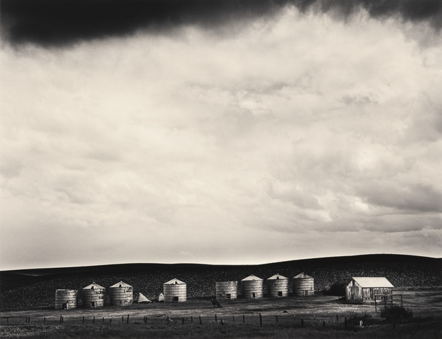 , 'Granaries,' 2000, The Ansel Adams Gallery