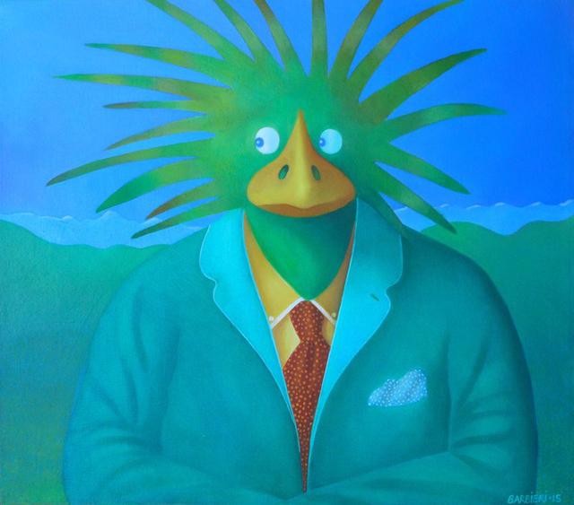 , 'OMG!,' 2015, Gallery NAGA