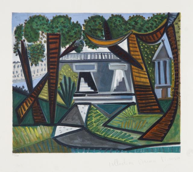 Pablo Picasso, 'Le Vert Galant, 1943', 1979-1982, RoGallery