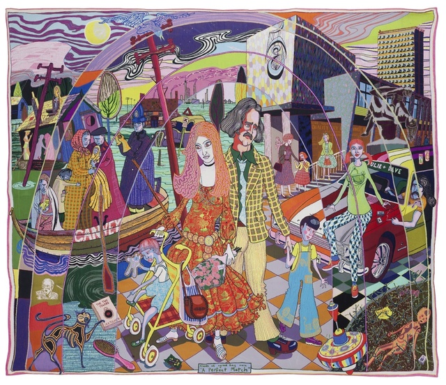 Grayson Perry, 'A Perfect Match', 2015, Victoria Miro
