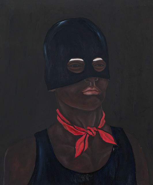 , 'Assassino Nº 19, from the Negra series,' 2015, Portas Vilaseca Galeria