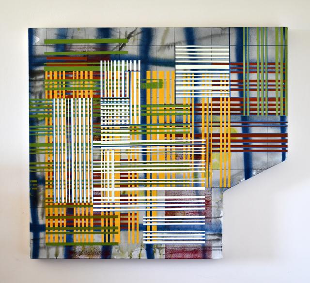 , 'Exodus,' 2019, The Painting Center