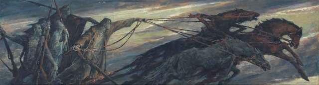 Sergei Chepik, 'Troika', 1999, Catto Gallery