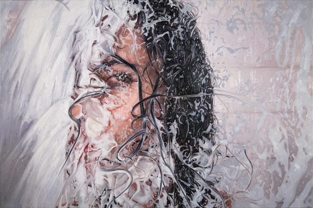 , 'Grit,' 2017, Shine Artists   Pontone Gallery
