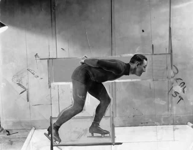 , 'Skater (Leow),' 2017, Setareh Gallery