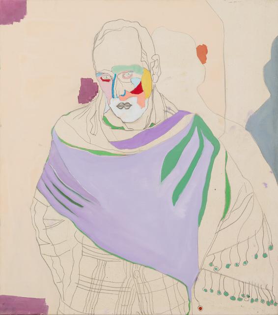 , 'René Ricard (poet painter),' 2018, Charim Galerie
