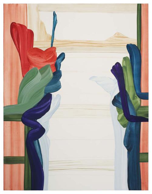 , 'L'ENTRATA,' 2012, maserre +R