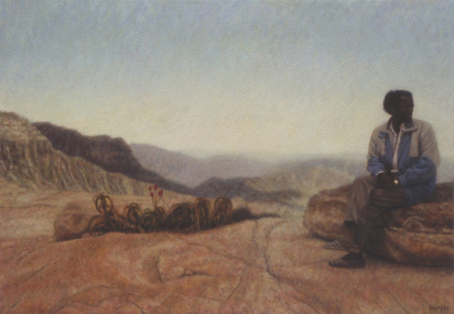 , 'Abraham's Plateau,' 2002, Zenith Gallery