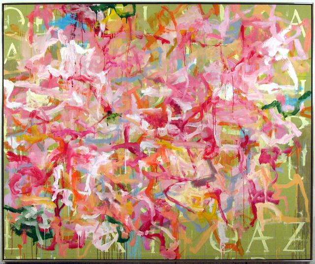 , 'Indian Drum,' 2009, Loretta Howard Gallery
