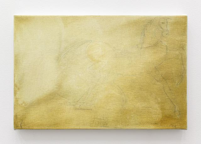 , 'No Title (For L),' 2016, Galleri Jacob Bjørn