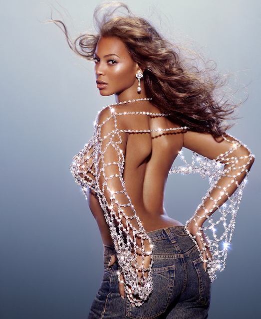 , 'Beyonce,' 2003, Mouche Gallery