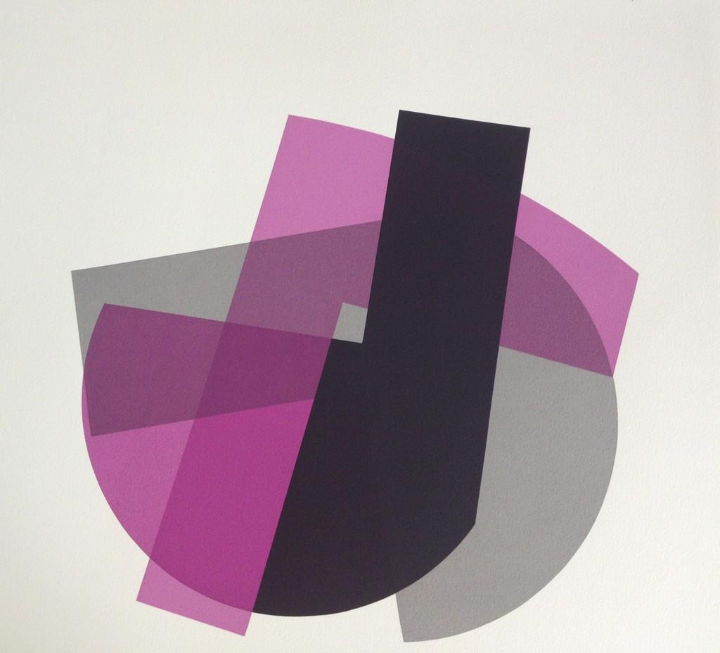 16 mm Cube-Los Angeles-Vert-Violet-Plastique
