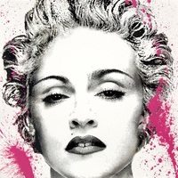 Mr. Brainwash, Happy B-Day Madonna