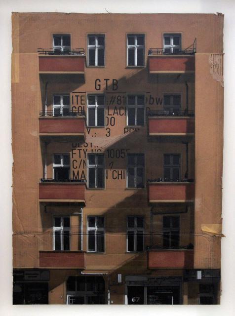 , 'Rosige Zukunft (HPM, Warschauer Strasse Version #4),,' 2011, Jonathan LeVine Projects