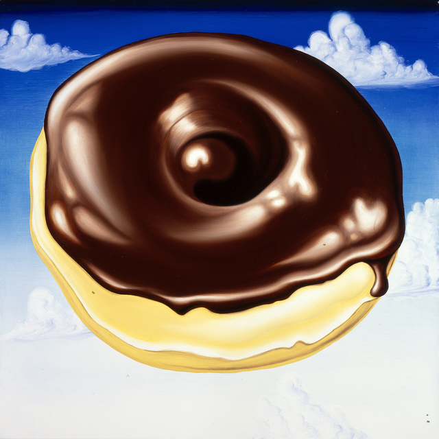 , 'Chocolate Glazed N' Puffy Clouds,' 2008, Honor Fraser