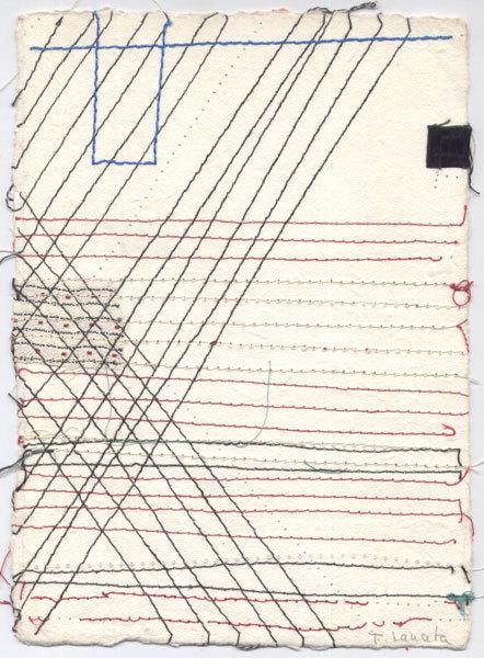 TERESA LANCETA, 'S/T,' 1995-1996, Espacio Mínimo