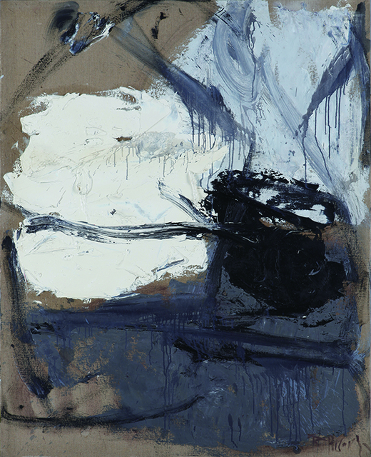 , 'White, Grey and Black,' 1988, 10 Chancery Lane Gallery