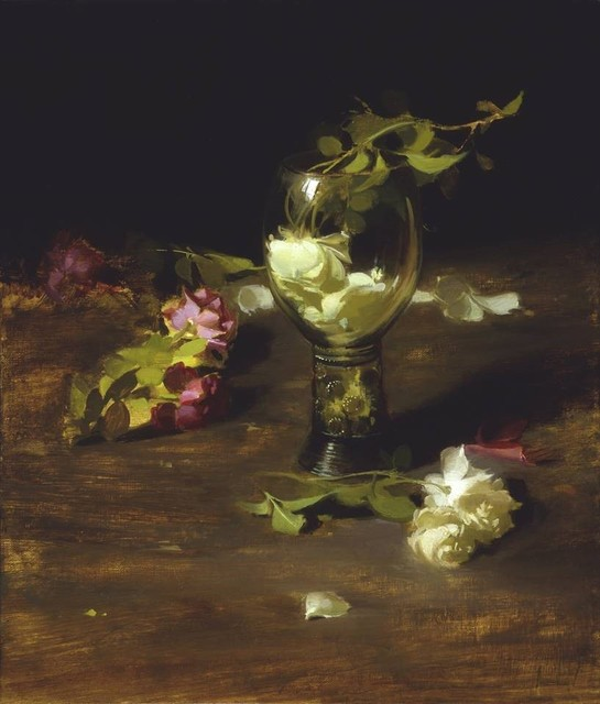 , 'Roses in a Dutch Glass,' 2017, Gallery 1261
