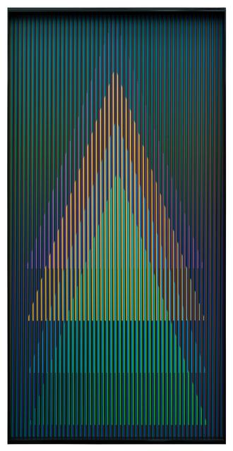 , 'Cromointerferencia Espacial 60,' 1964-2018, Galería RGR