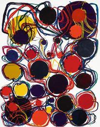 Atsuko Tanaka, '02E,' 2002, Sotheby's: Contemporary Art Day Auction