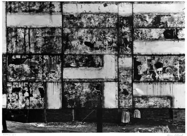 Aaron Siskind, 'Alcoman', 1955, Bruce Silverstein Gallery
