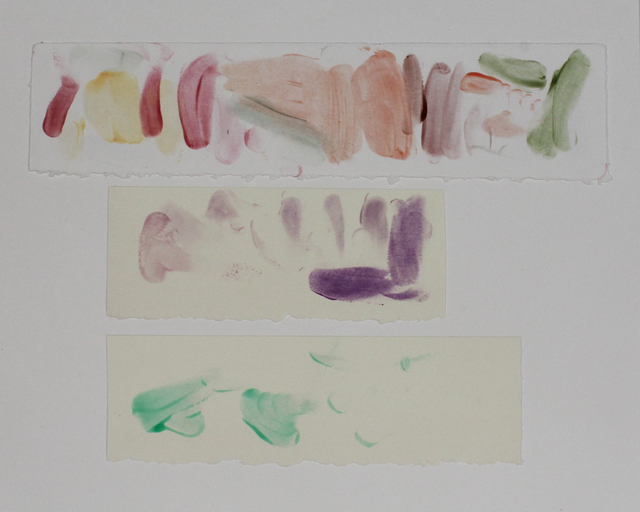 , 'Process Work (#3): Ink Blots,' 2016, Seager Gray Gallery