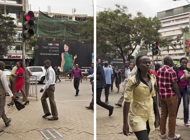 Guy Tillim, 'Kenyatta Avenue, Nairobi, Kenya', 2016, Photography, Pigment ink on cotton paper, Stevenson
