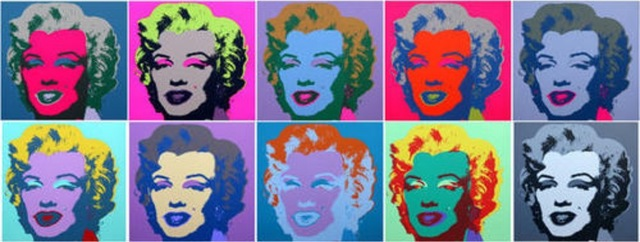 Andy Warhol, 'Marilyn CMOA Full Set / Same Number', 1986, art&emotion Fine Art Gallery