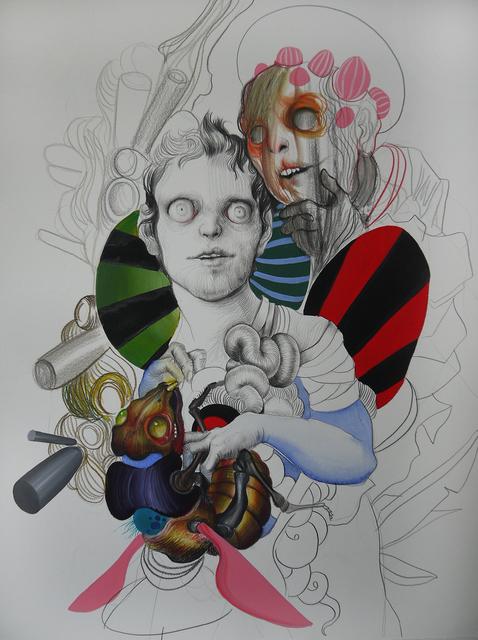 , 'Orestes,' 2017, SGR Galería