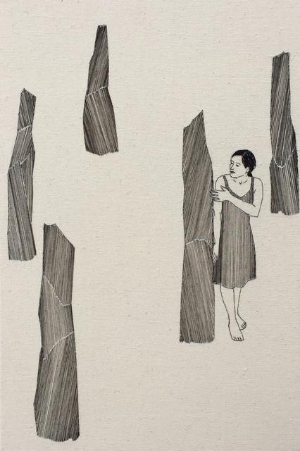 """, 'Série """"Aonde está você?"""" (3),' 2016, Gabinete de Arte k2o"""