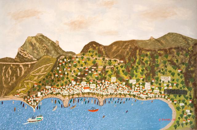 , 'Marmari,' 1978, C. Grimaldis Gallery