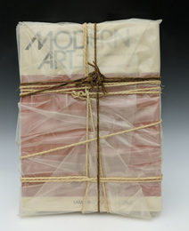 Wrapped Book (Modern Art )