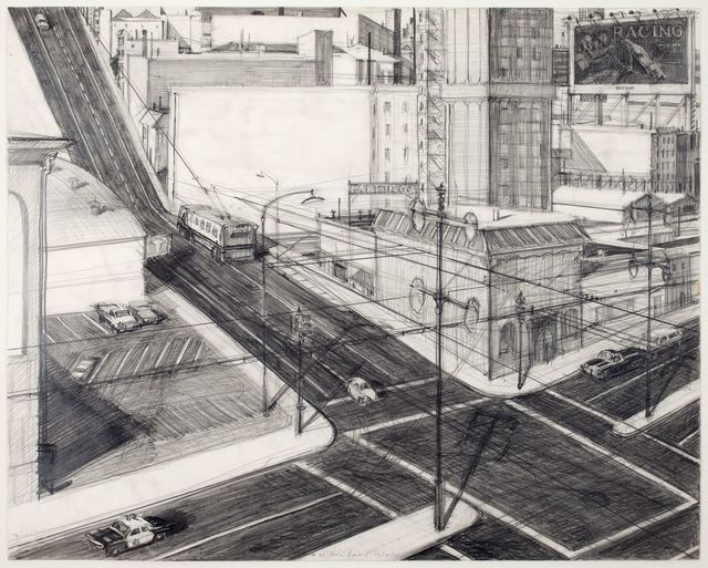 , 'Untitled (Intersection),' 1977-1978, Allan Stone Projects