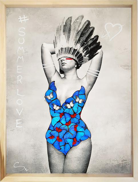 , 'Summer Love ,' 2019, Eden Fine Art
