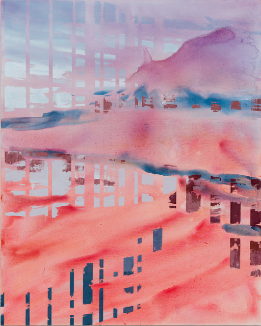 , 'Above,' 2017, Galerie Kornfeld
