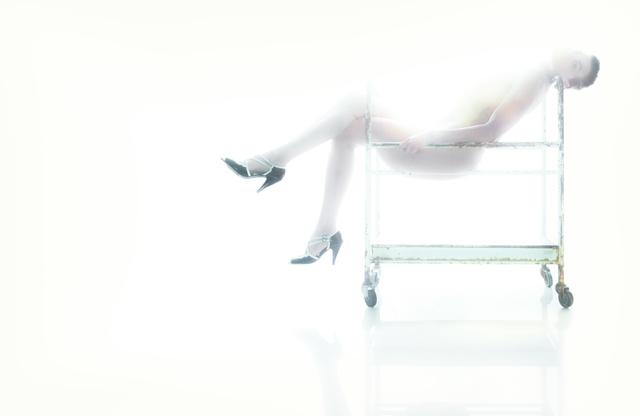 , 'White serie, 001,' 2014, Galerie Galea